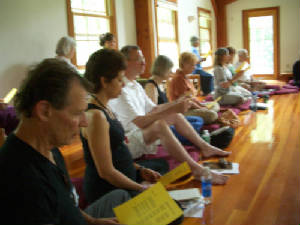Shin Retreat 2006 at Barre