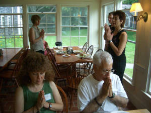Shin Retreat 2006 Prayer