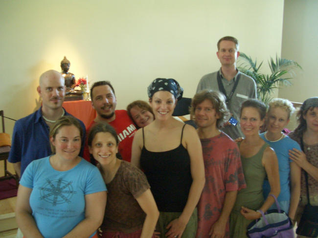 Shin Retreat 2006 Connecticut Shin Buddhists